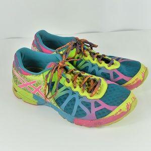 Asics gel noosa tri 9 running shoes size 11